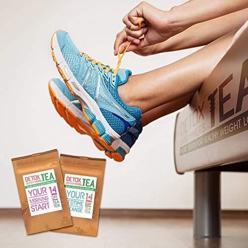 14 Days Teatox: Detox Skinny Herb Tea - Detox Skinny Herb Tea - Effective Detox Tea, Support Natural Weight Loss Tea, 100% NATURAL 2
