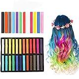 Dancepandas Coloration Cheveux Craie 2 Ensembles Craie à Cheveux Temporaire des...