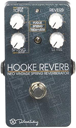 Keeley 'Hooke Reverb' Spring Reverb Pedal