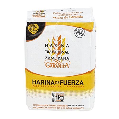 TIERRA DE SABOR harina de fuerza zamorana paquete 1 Kg