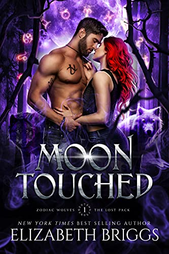 Moon Touched (Zodiac Wolves: The Lost Pack Book 1)