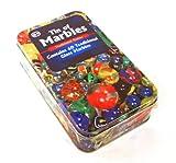 Tobar - 15237 - Boîte métalique décorée avec 60 billes assorties
