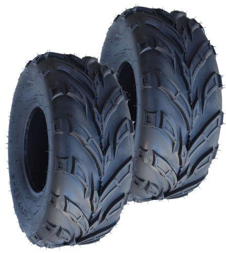 20x7-8 V Tread Go-kart Front Tires (2)