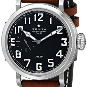 Zenith-Mens-03193068121C-Pilot-Analog-Display-Swiss-Automatic-Brown-Watch