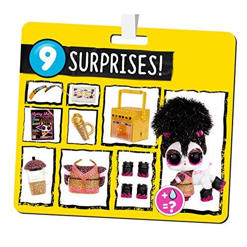 Image 4 - LOL Surprise Remix Animaux de Compagnie - A Collectionner- 9 Surprises avec Vrais Cheveux, Accessories & Paroles de Chanson Surprise
