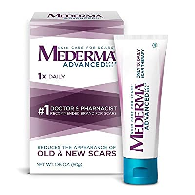 Clinically shown to improve the overall appearance, color, and texture of scars The ONLY 1x daily topical gel making it one of the most cost effective products available Works for many types of scars, including acne scars, surgery scars, and scars fr...