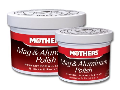 MOTHERS(マザーズ) マグ&アルミポリッシュ5oz=141g 金属磨きの定番マグポリ MT-05100