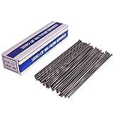 Descaling Needles for Needle Scaler, 38 Pcs Replacement Needles Set for Electric & Air Needle Scaler, 7' Length