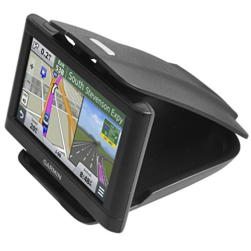 GPS Dash Mount [Matte Black Dock] for Garmin Nuvi...