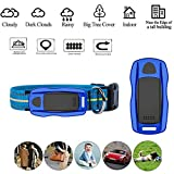 Hangang GPS Tracker pour Gros Chiens et Chat,Collier GPS Chiens...