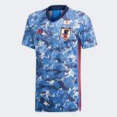 CAMISETA ADIDAS FOOTBALL JAPAN I AZUL M