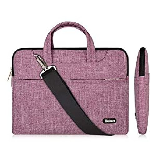 Qishare 15 15.6 16 inch Laptop Case Laptop Shoulder Bag, <br>Multi-functional Notebook Sleeve Carrying Case With Strap<br><br>For Lenovo Acer Asus dell laptop carrying case Lenovo Hp Samsung Ultrabook Chromebook<br><br>                 <strong>Price</strong>: $19.99          <strong>Rating</strong>: 4.7        <strong>Review</strong>: 15256