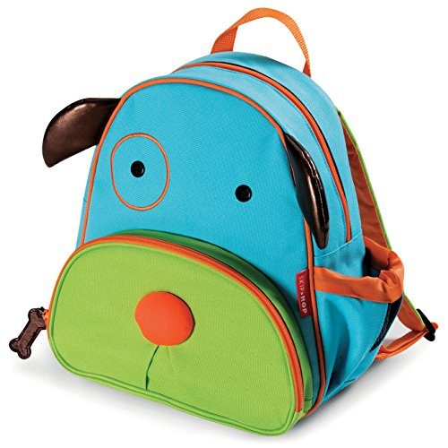 Skip Hop, Zaino Zoo, blau grün orange (Turchese) - 210201