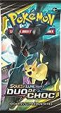 Pokemon- Modèle aléatoire Booster Soleil et Lune-Duo de Choc (SL09),...