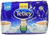 Tetley Tea is the number one selling tea in the UK.