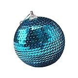 HebeTop  Luxury Rhinestone Glitter Shatterproof Christmas Ball Ornaments Decoration,Themed with Tree Skirt