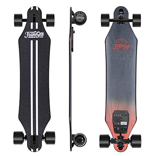 Teamgee H5 37' Electric Skateboard, 22 MPH Top...