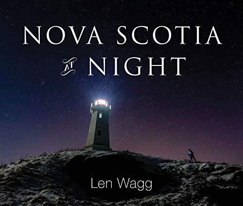 Nova Scotia at Night (Hardcover)