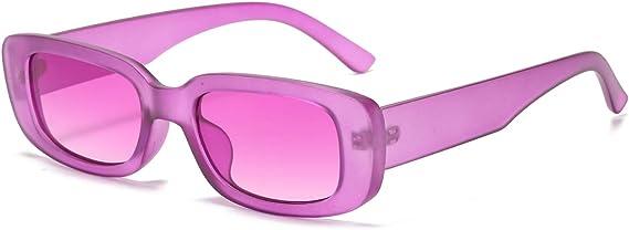 pink cool retro sunglasses face shape guide