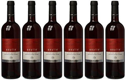 Librandi Vino Melissa Rosso DOC Asylia - 2018-6 Bottiglie da 750 ml
