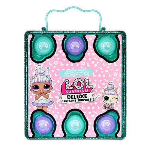 Image 2 - LOL Surprise Poupée Miss Partay Doll et son animal de compagnie - A la mode, Fizzy Surprises & Accessoires - Deluxe Present Surprise
