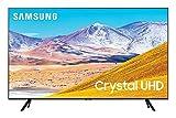 SAMSUNG 55-inch Class Crystal UHD TU-8000 Series - 4K UHD HDR Smart TV with Alexa Built-in (UN55TU8000FXZA, 2020 Model)