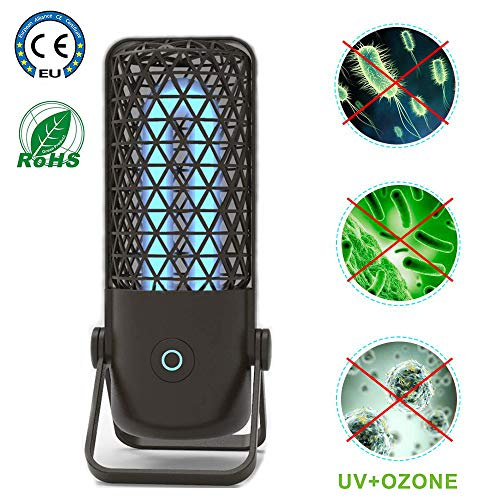 Lámpara Xiaomi de Esterilización UVC Ultravioleta Luz Germicida Desinfección. Mata el 99.9% de los gérmenes,bacterias y virus