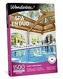 Wonderbox – Coffret cadeau amoureux - SPA EN DUO – 1500 soins...