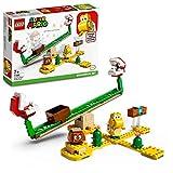 LEGO- Super Mario Scivolo della Pianta Piranha-Pack di Espansione, Giocattolo, Set di Costruzioni, 71365