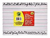 Teaching Tree Manuscript Alphabet Bulletin Back to School Dry Erase Board Set Creative Strips School Office Resources Scholastic Teacher Teacher's Classroom Pre School Toddler Elementary Kindergarten