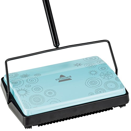 BISSELL Refresh Manual Sweeper - Pirouette, 2199,Blue