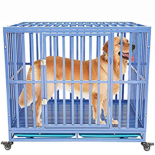 Haige Pet Your Pet Nanny 42' Heavy Duty Dog Crate...