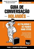 Portuguese-Dutch Conversation Guide and mini dictionary 250 words