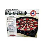 Halex Game Winner Electronic Dartboard with Cricket...