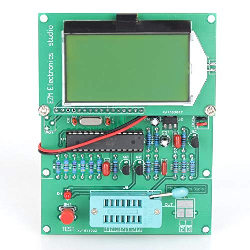 Yo soo GM328 Lcd Display Transistor Tester ESR Meter