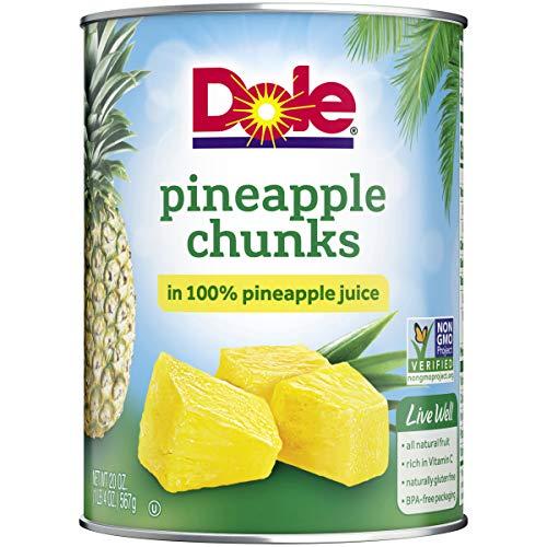 Pineapple Chunks in Juice