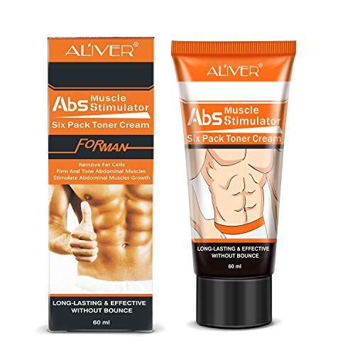 Abdominal muscle Cream Anti Cellulite Cream Fat Burning Cream Natural Body Slimming Cream for Stomach, Arms, Thighs and Skin Firming for woman and men 2