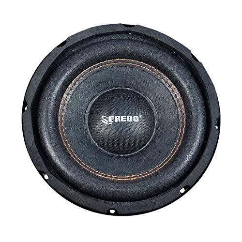 FREDO 8' SubWoofer/4 Ohms/Humped Back/600 Watts