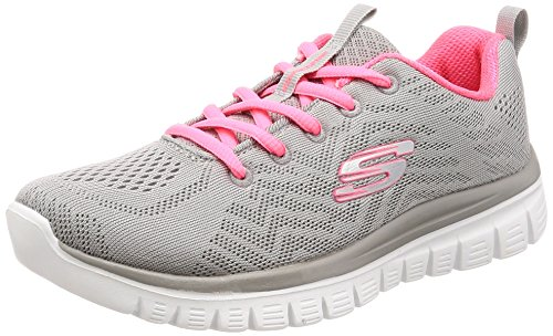 Skechers Graceful-Get Connected, Zapatillas Mujer,...