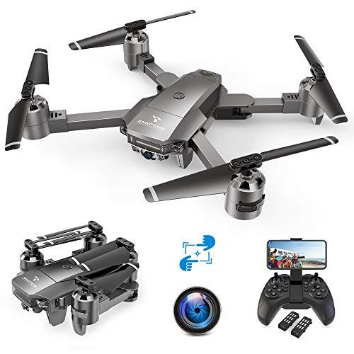 SNAPTAIN A15F 1080P Drone con Telecamera FPV, Quadricottero WiFi con Tecnologia Flusso Ottico,...
