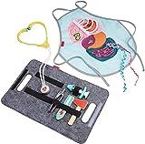 Mattel - Fisher-Price Kit doctor y paciente con bata y herramientas, juguetes + 3 años ( GGT61)