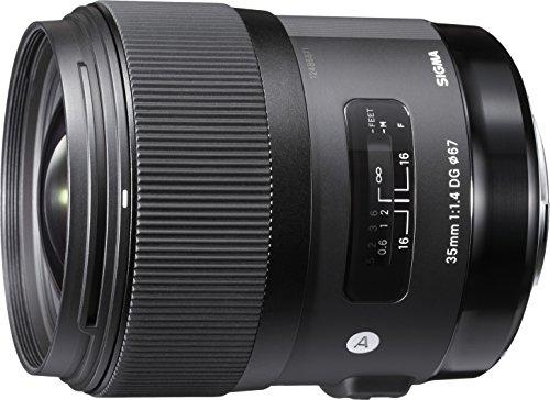 SIGMA 単焦点広角レンズ Art 35mm F1.4 DG HSM フルサイズ対応 340551