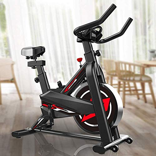 YFFSS Exercise Bikes, Ultra-Quiet Exercise Bike, Home Adjustable Exercise Pedal Spinning Bike, Professional Magnetic Control Indoor Weight Loss Exercise Fitness Equipment 1
