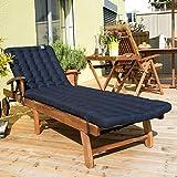 HAVE A SEAT Luxury – Liegenauflage, Auflage Gartenliege - 2