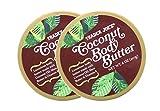2 Packs Trader Joe's Coconut Body Butter