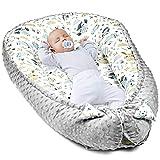 Amazinggirl réducteur lit bébé - Matelas Cocoon cale Bebe pour lit Baby Nest...