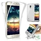 Coque Galaxy S4,Etui Galaxy S4,Galaxy S4 Case,ikasus Intégral 360 Degres avant...