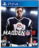 Madden NFL 18 - PlayStation 4 (Video Game)