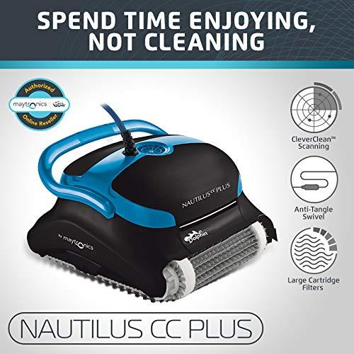 Dolphin Nautilus CC Plus Automatic...