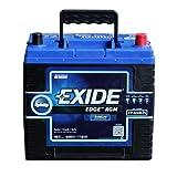Exide Edge FP-AGM35 Flat Plate AGM Sealed Automotive Battery